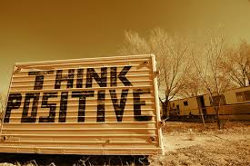 how to stick to positive thinking