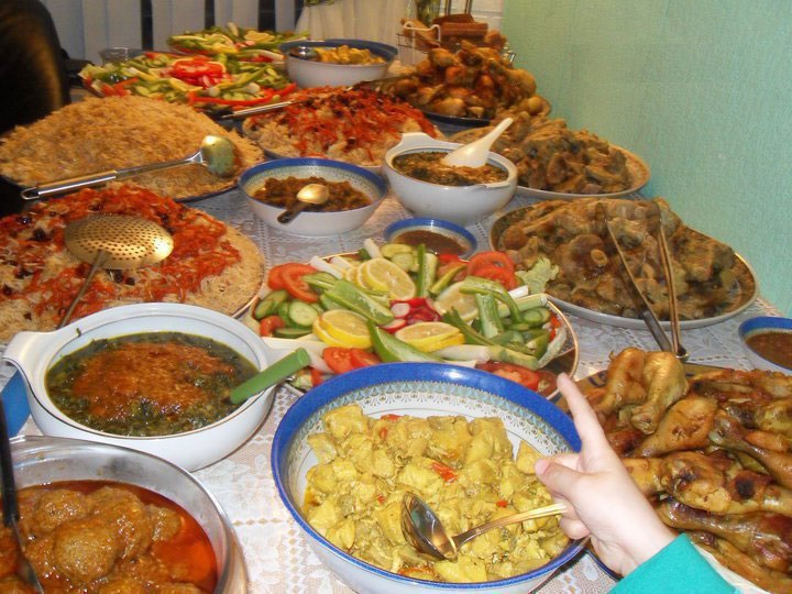 what is Islamic food