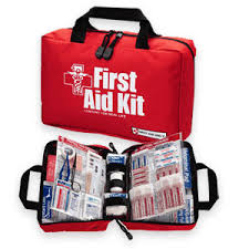first-aid box of your home